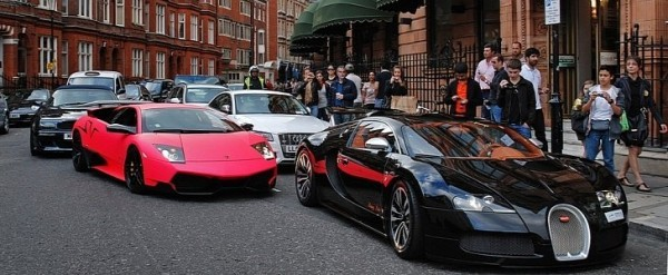London To Ban Supercar Owners From Revving The Engines Loudly