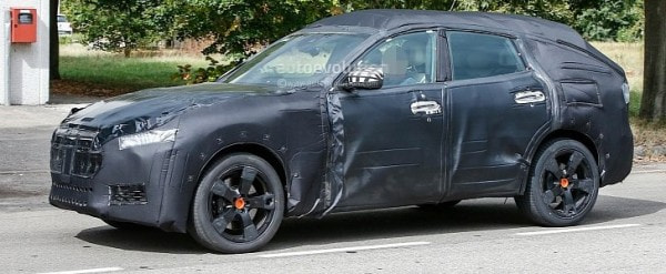 Maserati Levante SUV Spied During Final Tweaking, Here's What