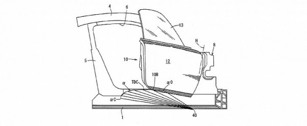 16 photos  sc 1 st  AutoEvolution & Mazda Patents Doors That Pivot Upward Drawings Reveal Sports Car ...