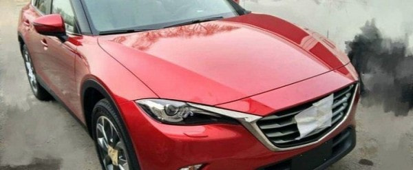 Mazda S New Crossover Spotted Again Still Unclear If It S A Cx 4 Or Cx 6 Autoevolution