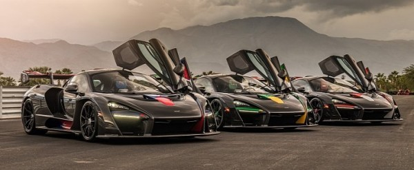 Mclaren Beverly Hills >> Mclaren Beverly Hills Commissions Three Senna Xp Models