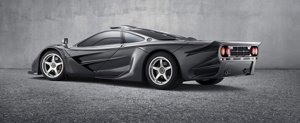Mclaren Brings Alain Prost Inspired P1 And F1 Gt To Goodwood