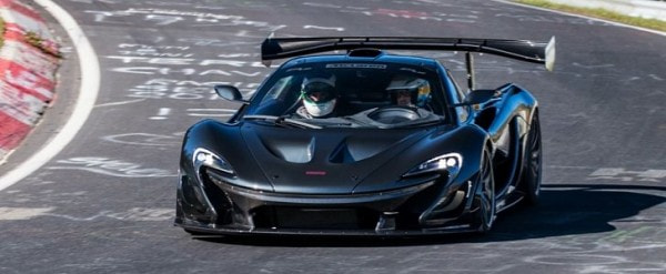 Mclaren P1 Lm >> Mclaren P1 Lm Hits The Nurburgring Makes Us Think Of A New