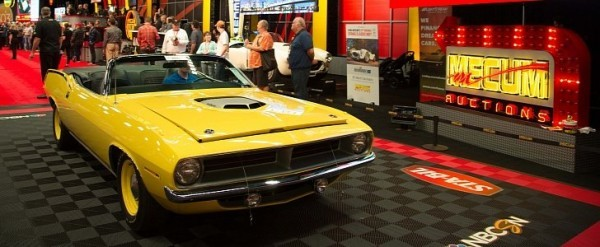 million dollar muscle cars