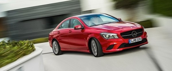 Mercedes A-Class Sedan Reportedly Coming in 2018 to Fight ...