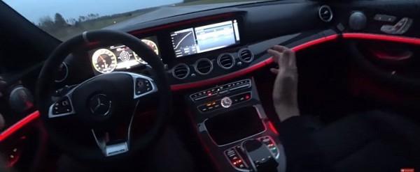 200 Kph To Mph >> Mercedes Amg E 63 S Wagon Does Hands Free 0 200 Kph 0 124 Mph Run