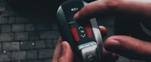 Mercedes-AMG GT R Concept Key Controls Air Suspension via