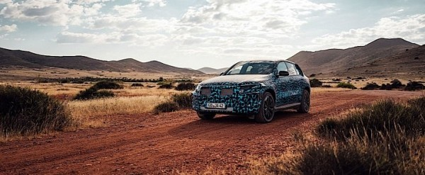 Mercedes benz eqc shows up on spanish roads for official for All electric mercedes benz
