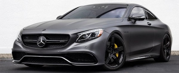 Mercedes Amg S 63 Coupe Gets Tuning Package From Renntech Reaches