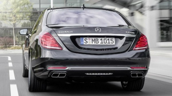 Mercedes-Maybach S600 Pricing Announced, Prepare at Least $189,350