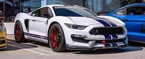 Mid-Engined Ford Mustang vs. Chevy Camaro: Could This ...