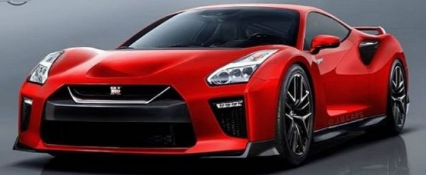 Mid-Engined Nissan GT-R Rendered, Looks Like a Japanese