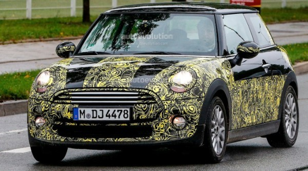 Mini Cooper Weight >> Mini Announces Reduced Weight And Increased Safety For 2014