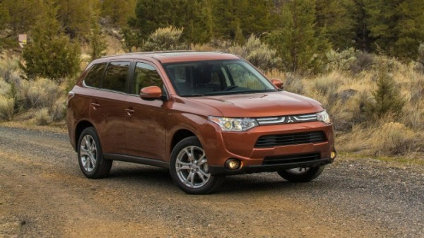 Mitsubishi Outlander Recalled Over Power Steering Problem