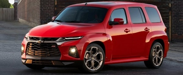 Modernized 2022 Chevrolet Hhr Ss Rendering Is Awkward Autoevolution
