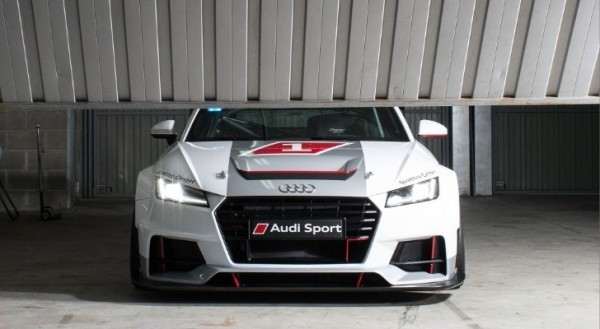 Audi tt sport cup