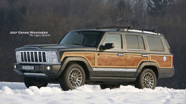 update new jeep grand wagoneer confirmed by jeep ceo autoevolution. Black Bedroom Furniture Sets. Home Design Ideas