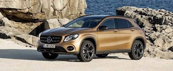 new mercedes gla and glb coming in 2019 with 2 liter diesel autoevolution. Black Bedroom Furniture Sets. Home Design Ideas