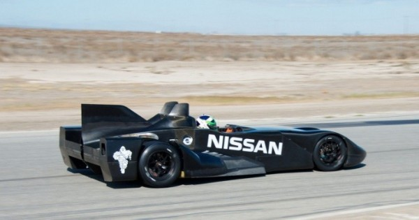 nissan deltawing coming to europe for le mans testing autoevolution. Black Bedroom Furniture Sets. Home Design Ideas