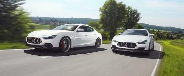 Novitec Tridente Cranks The Maserati Ghibli S Up To 494
