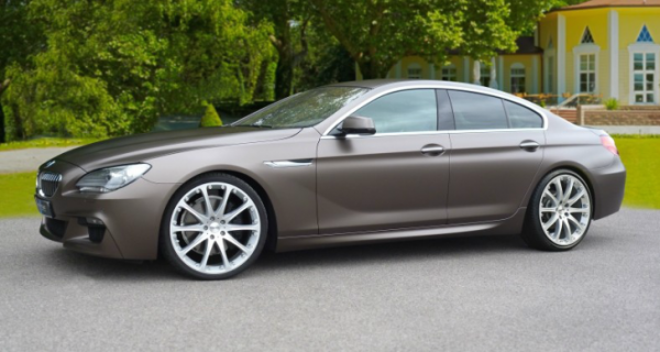 6 Series Gran Coupe >> Official Hartge Releases Its Own Interpretation Of Bmw 6