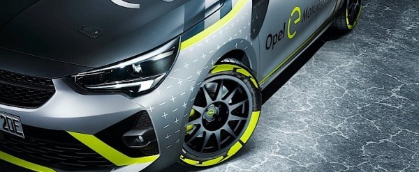 Cars To Go >> Opel Corsa To Go Rally In The World S First One Make Series