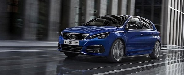 2018 Peugeot 308 Facelift Officially Unveiled New Engines