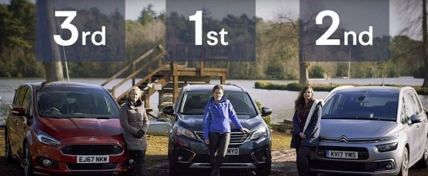 Peugeot 5008 Faces Ford S Max And Citroen Grand C4 Picasso In 7 Seat War Autoevolution