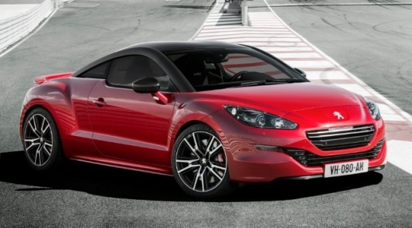 peugeot planning second generation rcz autoevolution. Black Bedroom Furniture Sets. Home Design Ideas