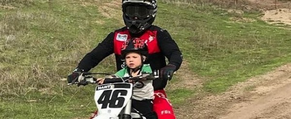 Pink Won't Stand For Criticism of Carey Hart Riding a Dirt