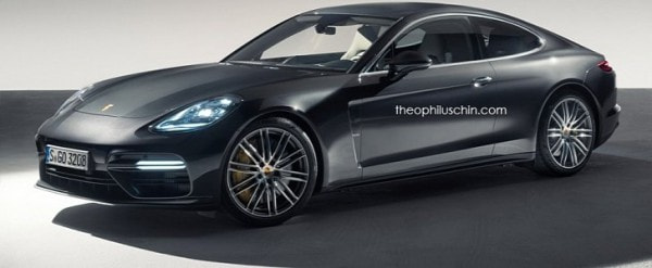 New Porsche Panamera Coupe Rendered as Modern-Day 928, Seems ...