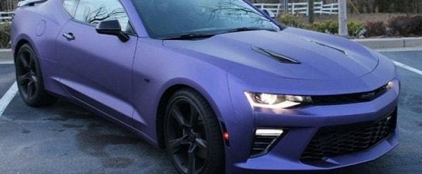6 Photos Purple 2016 Camaro