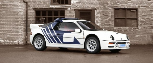 Rally Bred Ford Rs200 For Sale In The United Kingdom Autoevolution