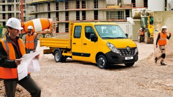 2015 renault master uk pricing and specifications - autoevolution