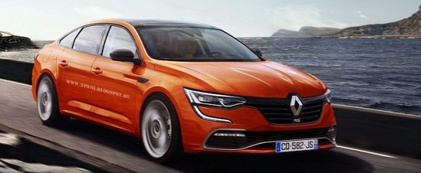Renault Talisman Rendered In Renaultsport Outfit Looks Meh To Us