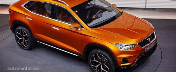 SEAT Prostyle SUV Will Be the First of 4 New Models Coming Until ...