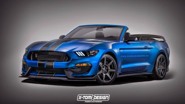 shelby gt350r mustang convertible rendered the odds of getting a real one stand at fifty fifty. Black Bedroom Furniture Sets. Home Design Ideas