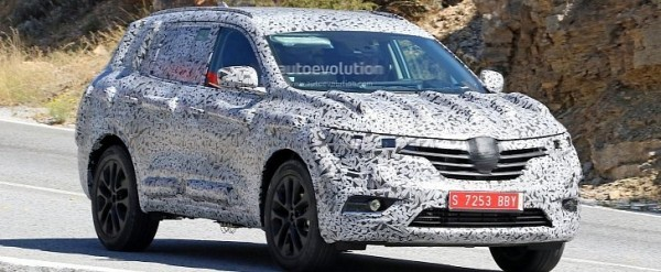 13 Photos 2017 Renault Koleos 7 Seat Suv