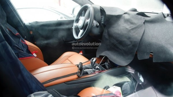 Spyshots All New Bmw X6 M Interior Spied Autoevolution
