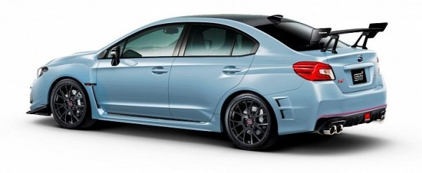 Subaru Files Trademark For S209, Could It Be For New WRX ...