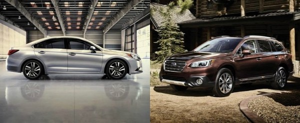 subaru updates outback and legacy for the 2017 model year. Black Bedroom Furniture Sets. Home Design Ideas