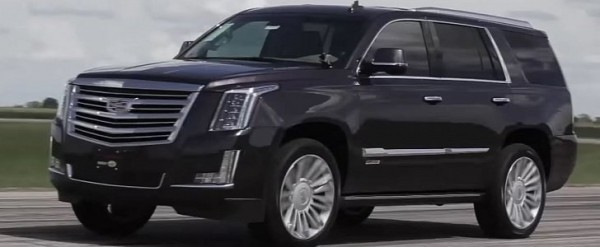 Who Makes Cadillac >> Supercharged Cadillac Escalade Hpe800 Is Rwd Makes A Great