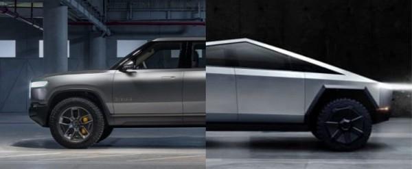Tesla Cybertruck Beats Rivian R1T Across the Board, Still ...