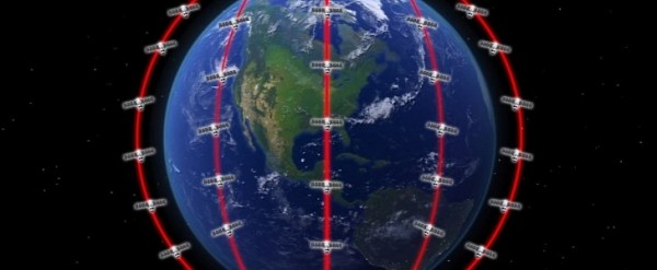 Tesla Might Use SpaceX's Satellite Constellation for Car