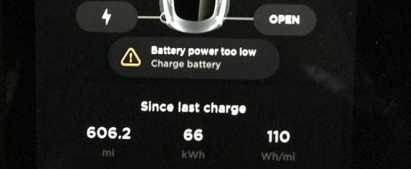 Tesla Model 3 Long Range Record: 606.2 Miles on a Single ...