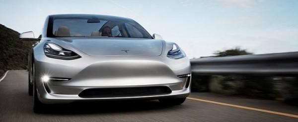 Tesla Model 3 Offering Solar Roof Option Won't Surprise Anyone