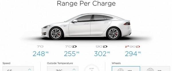 tesla model s 100 kwh battery option teased model s 90d boosted to 294 miles autoevolution. Black Bedroom Furniture Sets. Home Design Ideas
