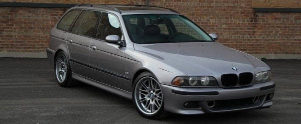 This Bmw E39 M5 Touring Is Not Your Ordinary Forbidden Fruit
