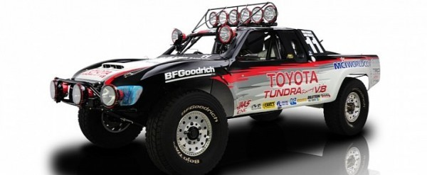 This Toyota Tundra Trophy Truck Won The Baja 500 Four Times