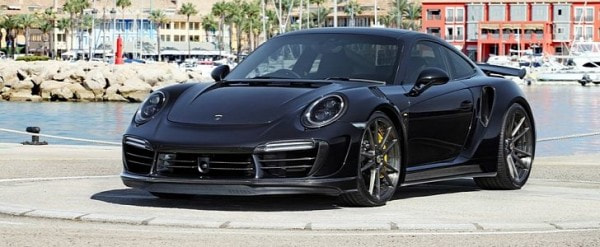 2017 Porsche 911 Turbo S Stinger Gtr